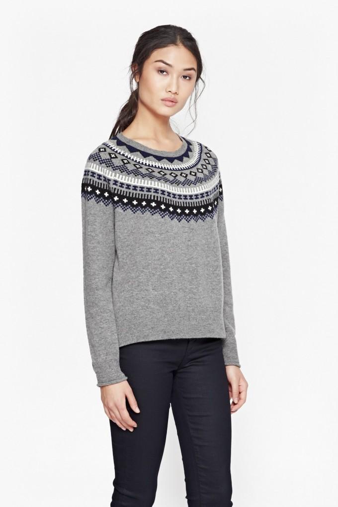 Fair Island Sweater | Madewell Fair Isle Sweater | Fair Isle Sweater