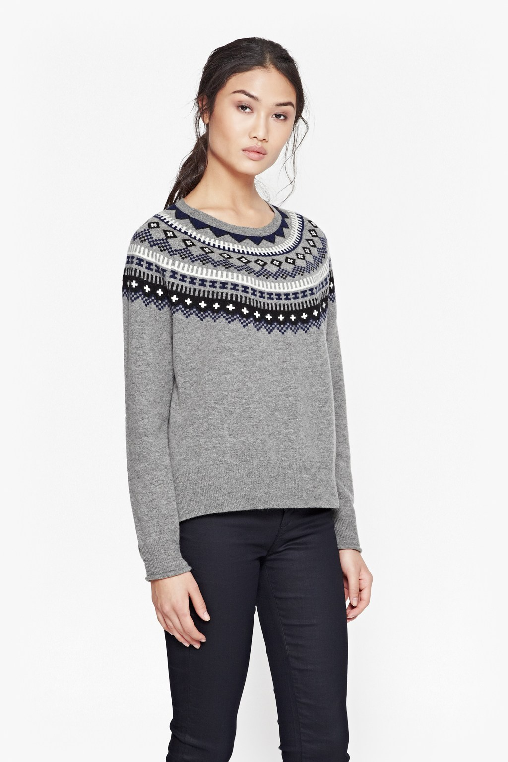 Fair Island Sweater | Madewell Fair Isle Sweater | Fair Isle Sweater
