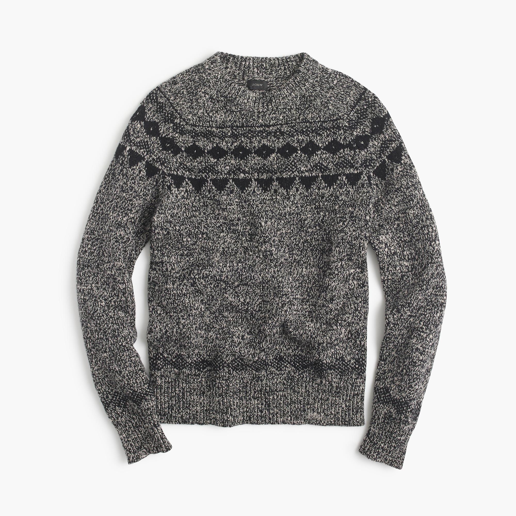 Fair Isle Knits | Fair Isle Sweater for Men | Fair Isle Sweater