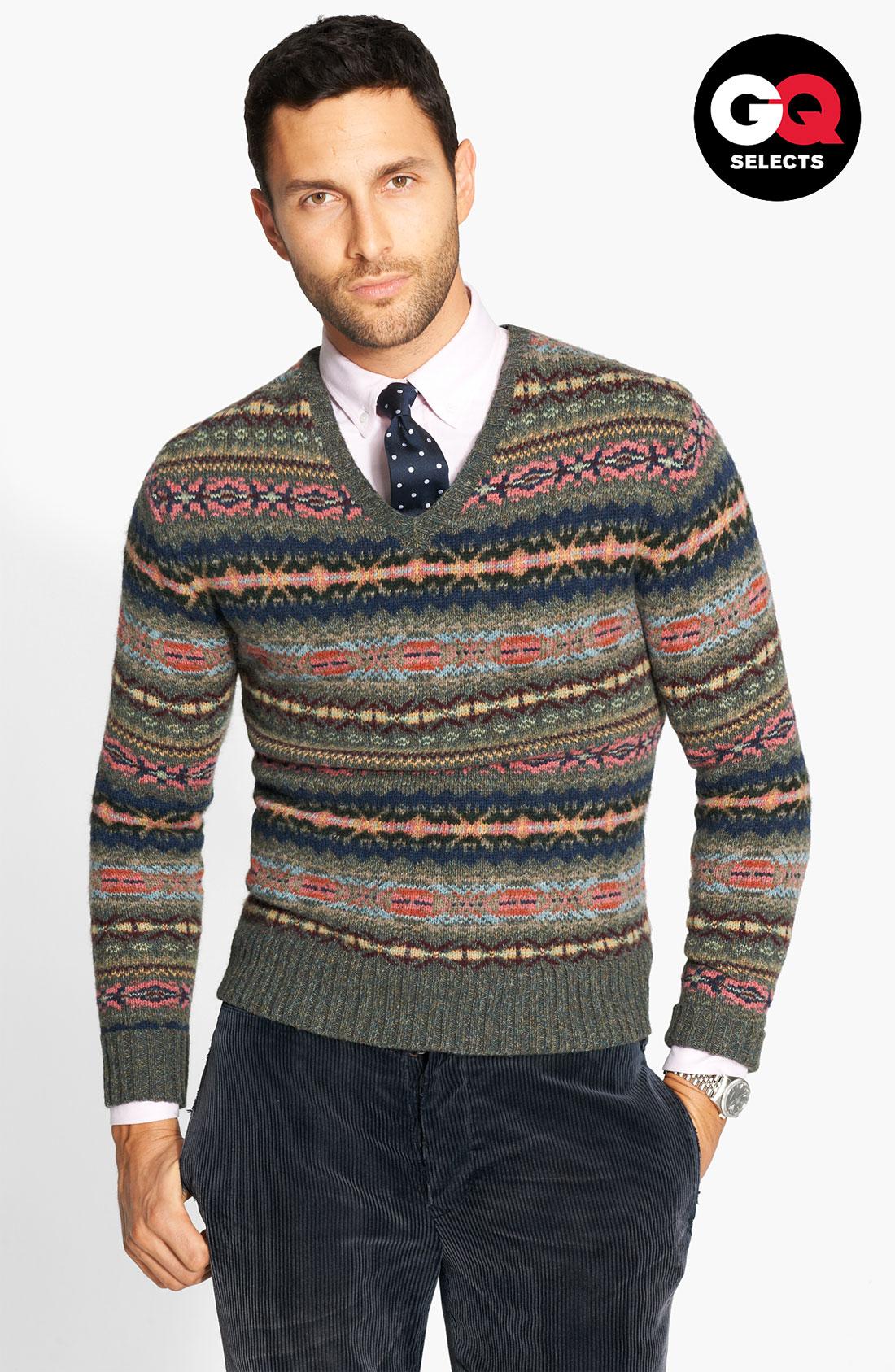 Fair Isle Nordic Sweater | Fair Isle Sweater | Fair Isle Cardigans