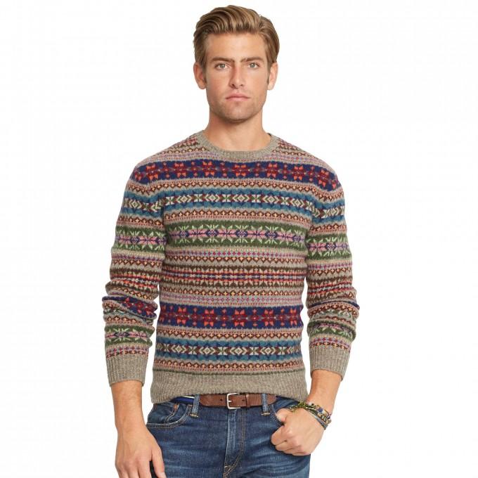 Fair Isle Sweater | Fair Isle Clothing | Womens Fairisle Sweater