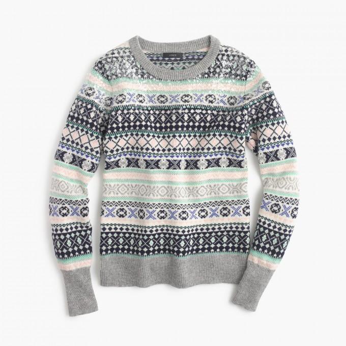 Fair Isle Sweater | Fair Isle Sweater Girls | Joie Fair Isle Sweater