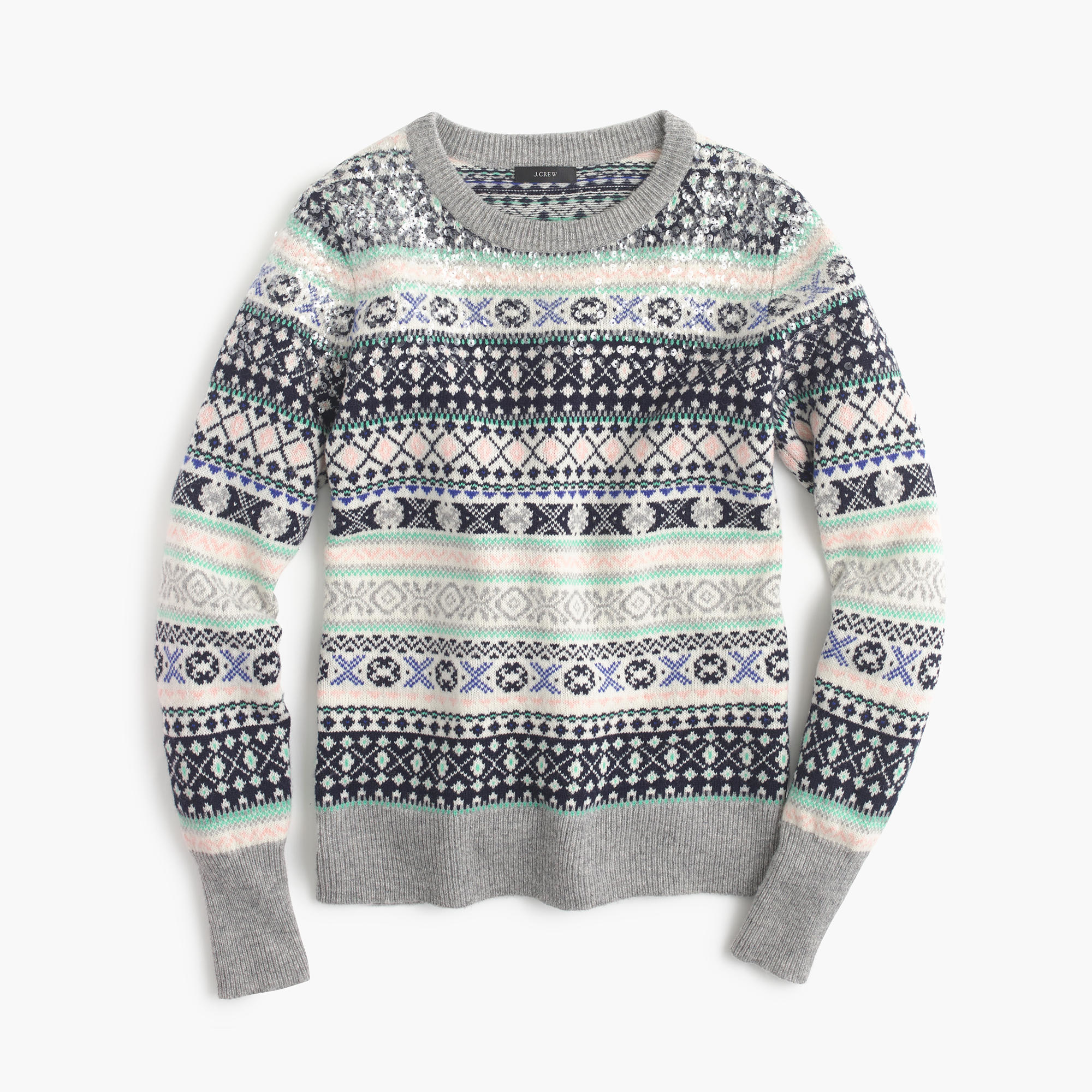 Fair Isle Sweater | Fair Isle Sweater Girls | Joie Fair Isle Sweater