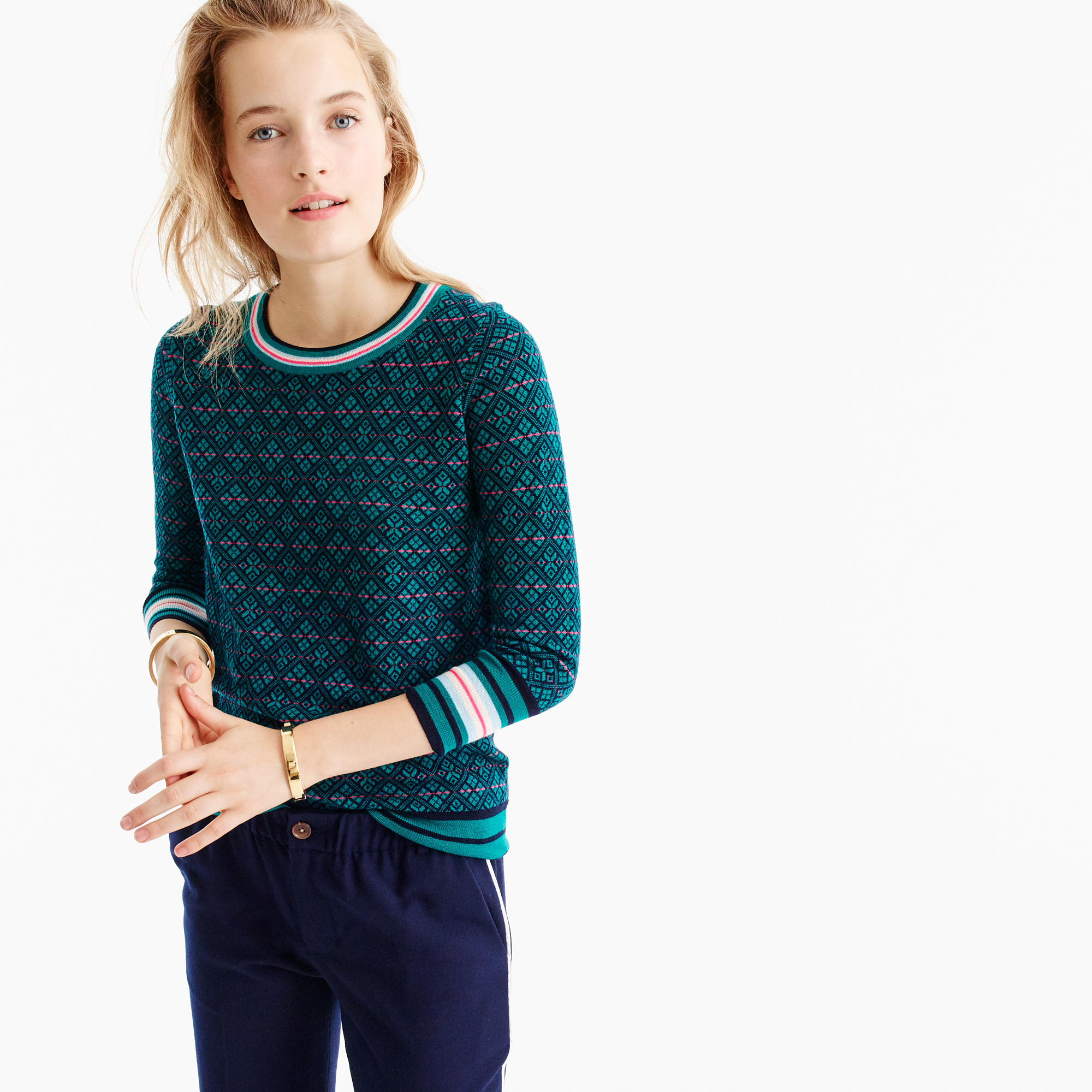 Fair Isle Sweater | Scottish Fair Isle Sweaters | Old Navy Fair Isle Sweater