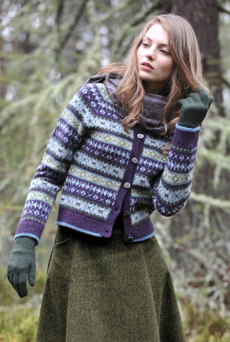 Fair Isle V Neck Sweater | Fair Isle Sweater | Women Fair Isle Sweater