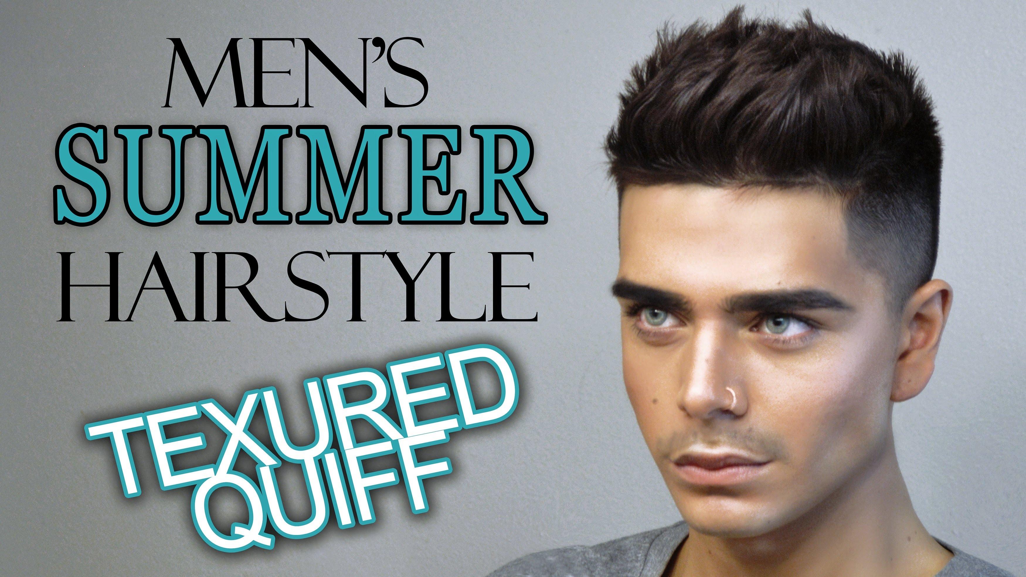Fake Hair for Men Balding | Mens Quiff | Pomade Hair Style