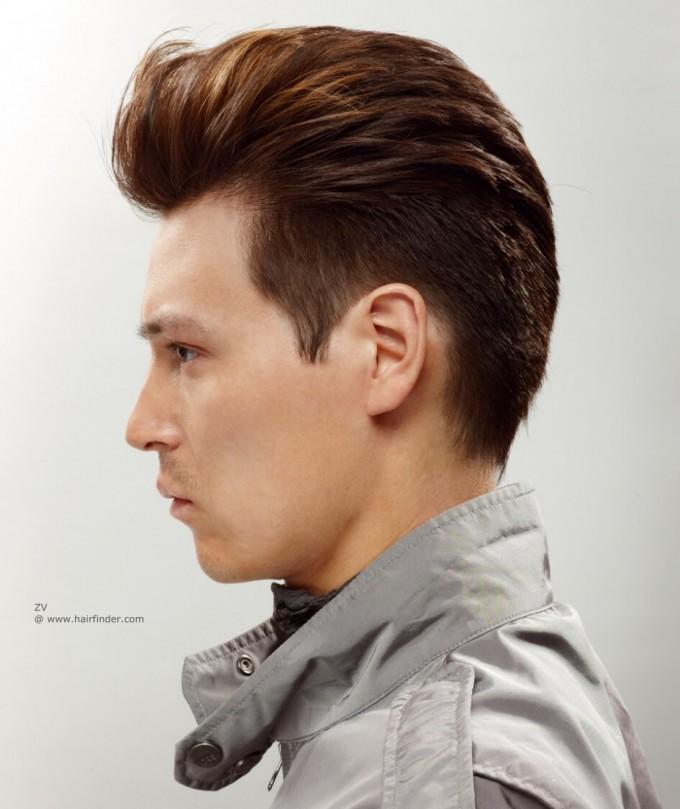 Fake Hair For Men Balding | Pinterest Mens Hairstyles | Mens Quiff