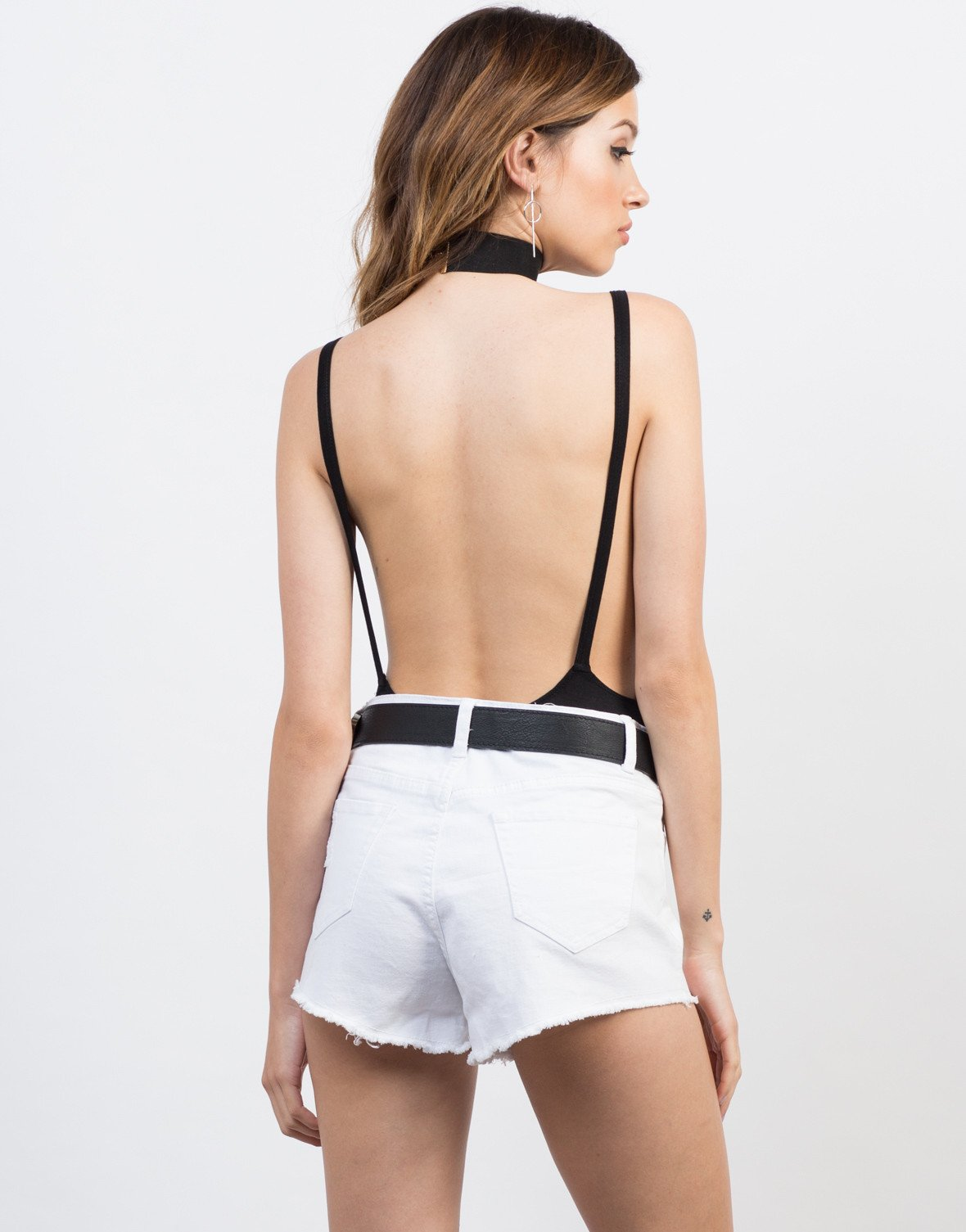 Fashion Bodysuits for Women | Thong Bodysuit | Strappy Bodysuit