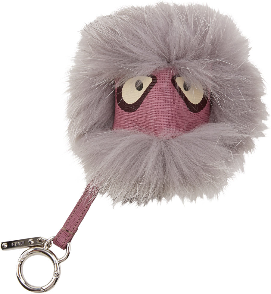 Fendi Bag Bugs Price | Fendi Fur Monster | Fluffy Keychain