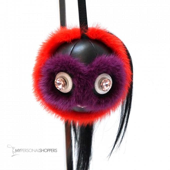 Fendi Bag Bugs Price | Karl Lagerfeld Keychain | Fendi Fur Monster