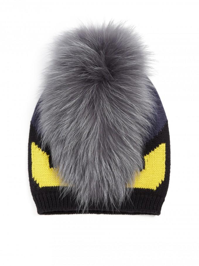Fendi Charms | Fendi Fur Monster | Monster Key Chain