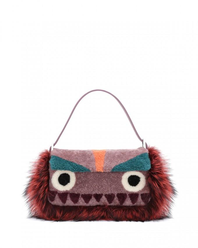 Fendi Fur Monster | Fendi Fur Ball | Karl Lagerfeld Keychain