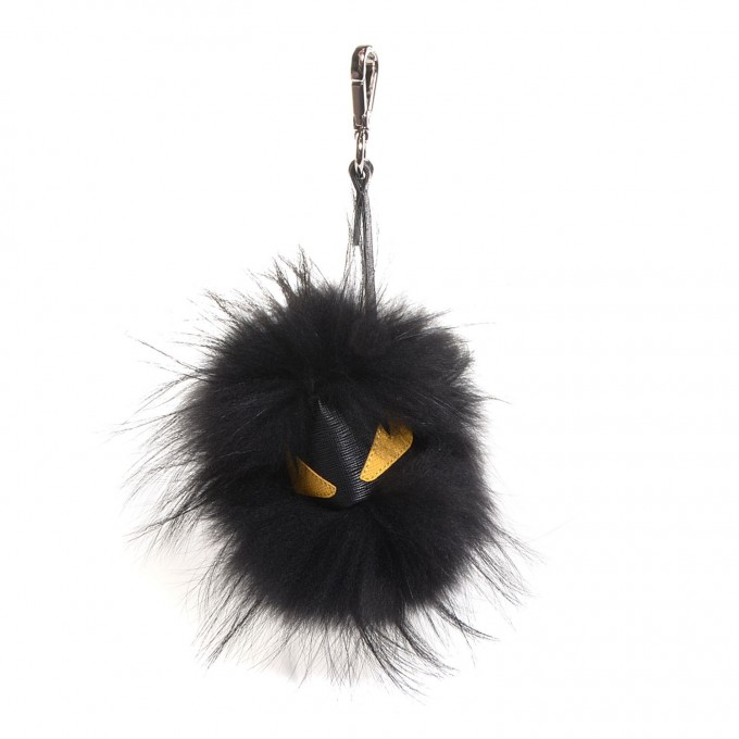 Fendi Fur Monster | Fendi Fur Purse | Fendi Chain Bag