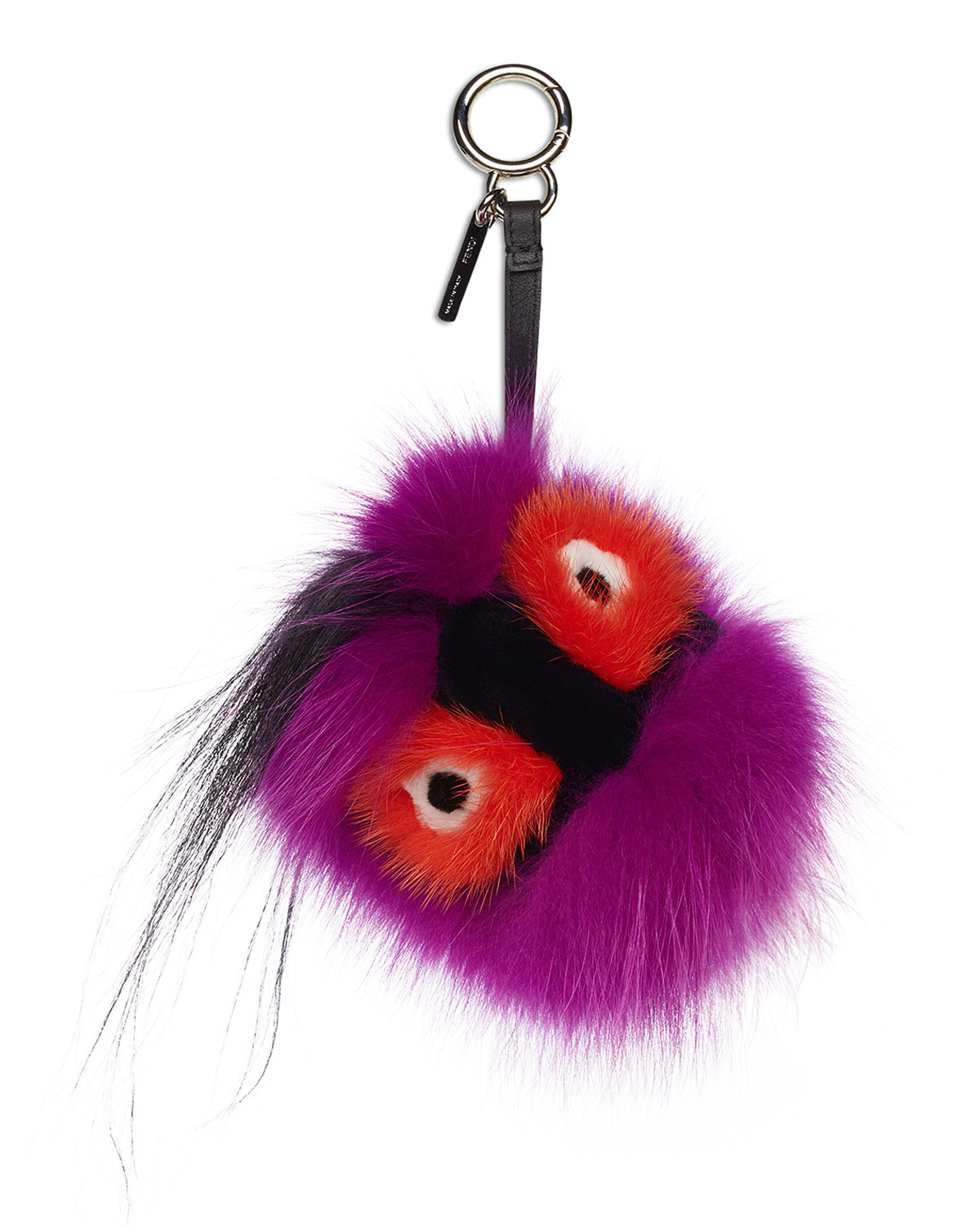 Fendi Fur Monster | Fendi Key Ring | Fendi Keychain Fur