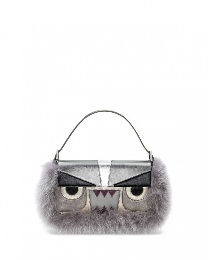 Fendi Fur Monster | Fendi Keychain Monster | Fendi Bag Bugs Price