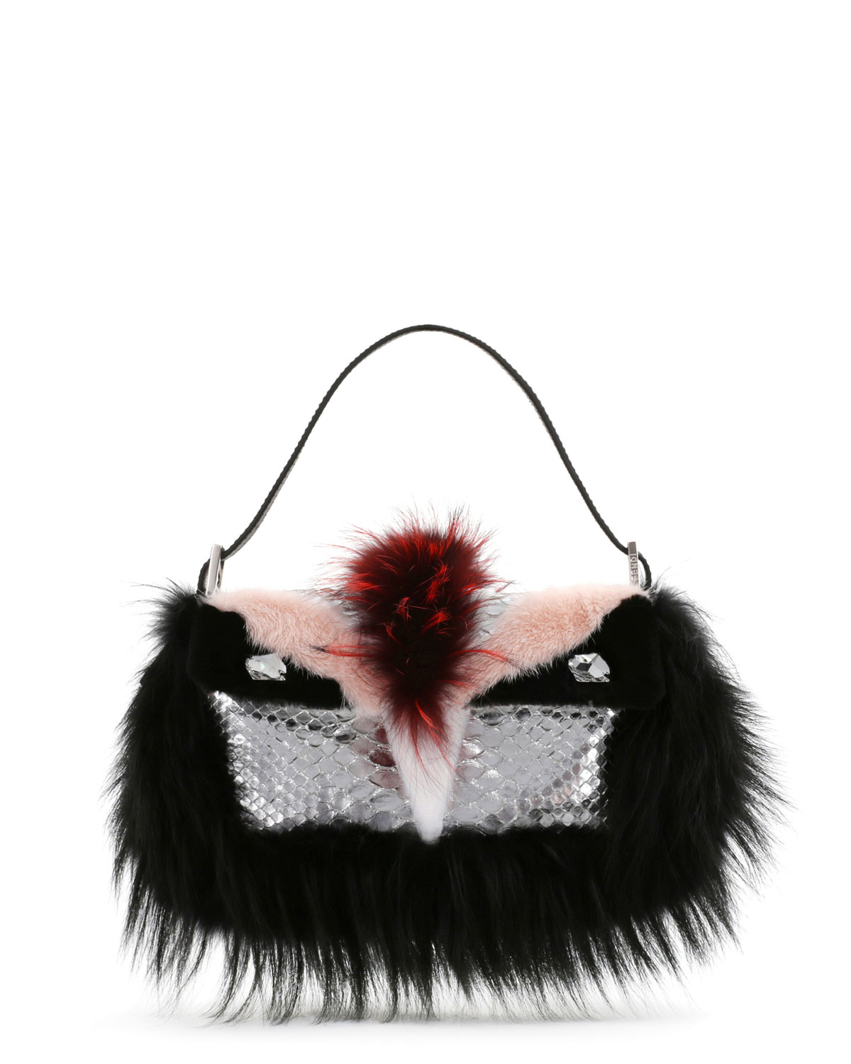 Fendi Fur Monster | Fendi Monster Fur | Kendall Jenner Keychain