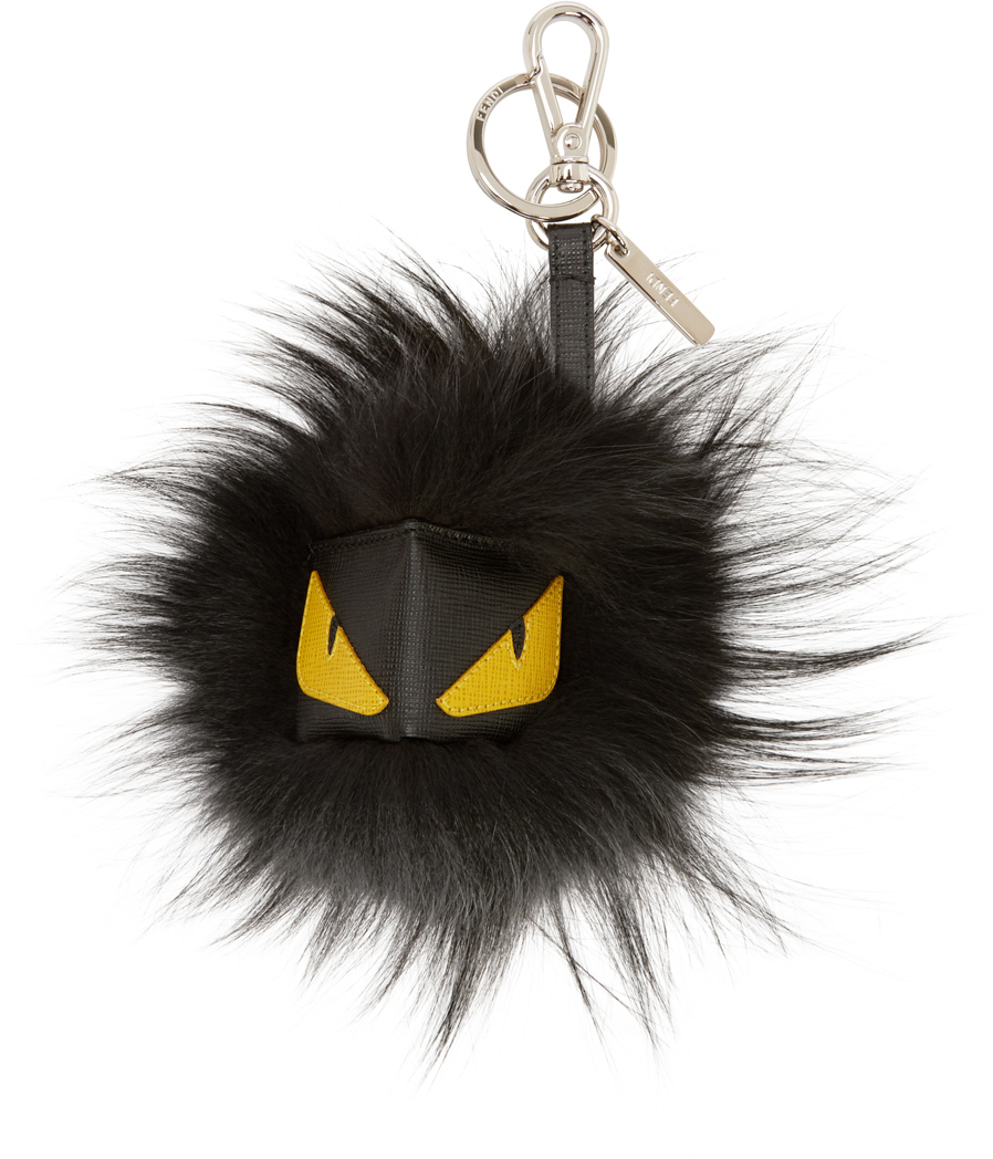 Fendi Fur Monster | Karl Fendi | Fendi Keychain Fur