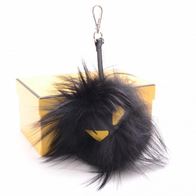 Fendi Fur Monster | Monster Fendi | Fendi Charm Bracelet