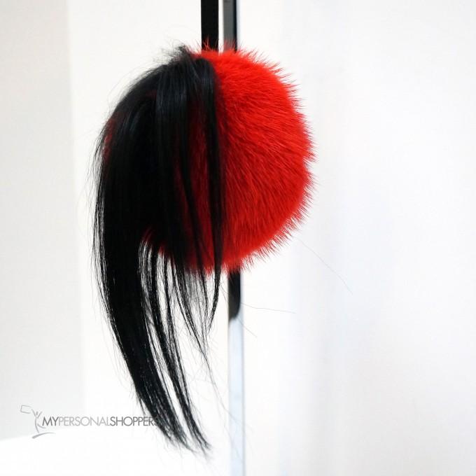 Fendi Fur Purse   Fendi Fur Ball Keychain   Fendi Fur Monster