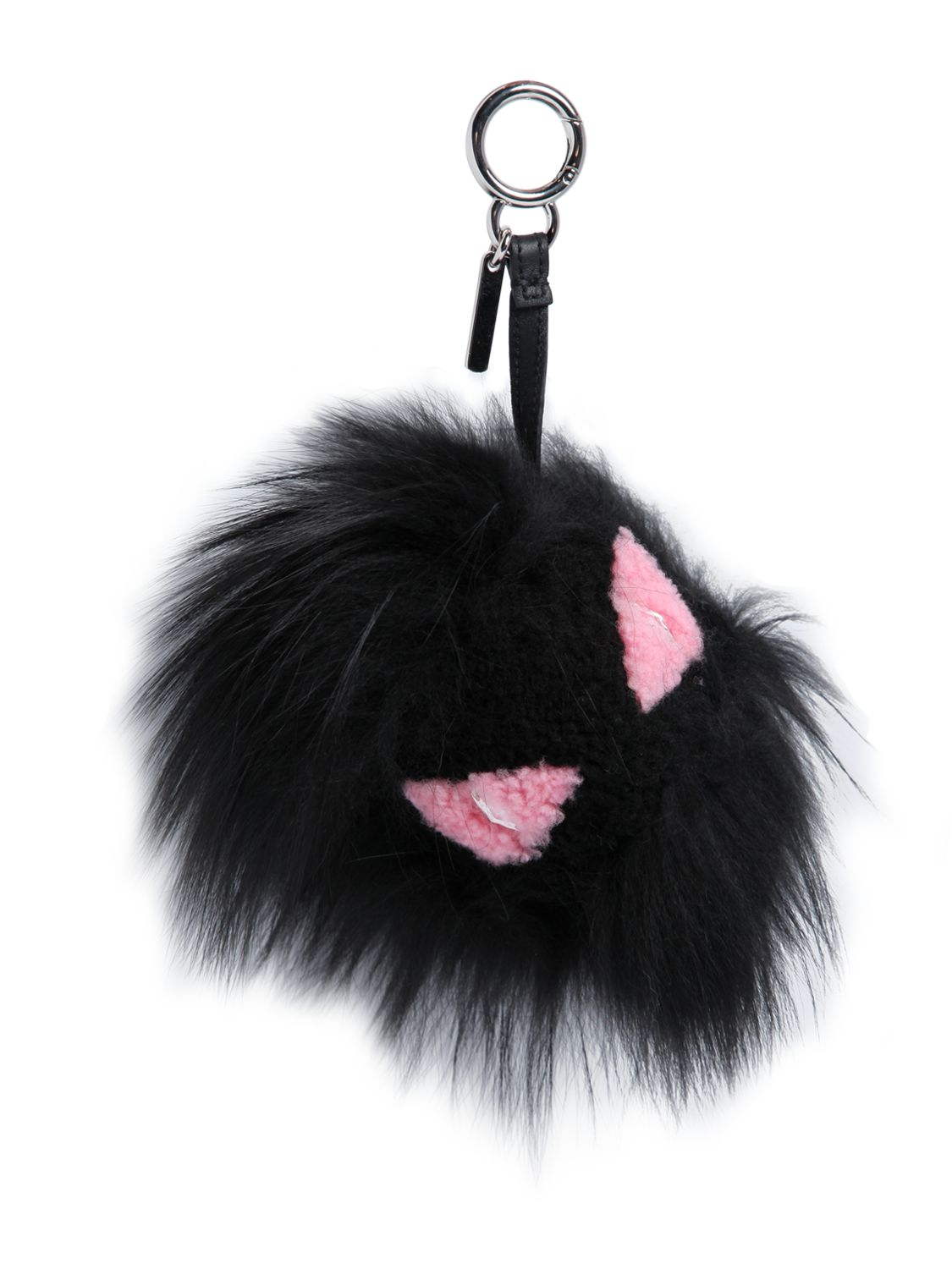 Fendi Fur Purse | Fendi Fur Monster | Fendi Fox Fur Keychain