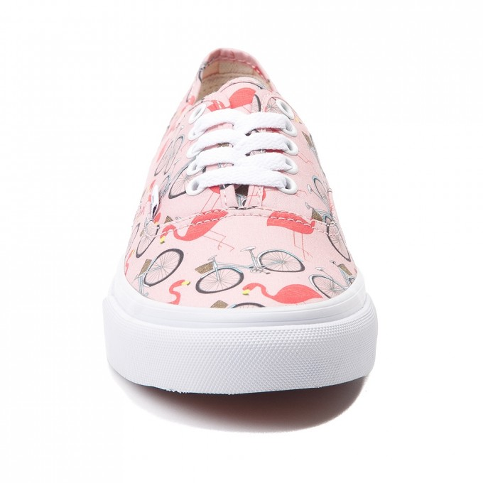 Flamingo Vans | Flower Vans Shoes | Vans Slippers