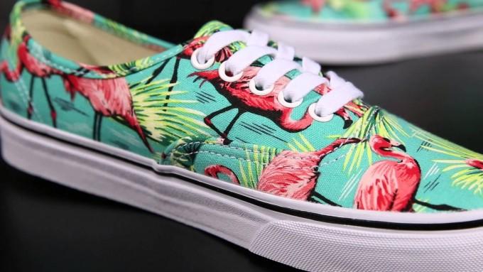 Flamingo Vans | Shoes Pacsun | Vans Mens