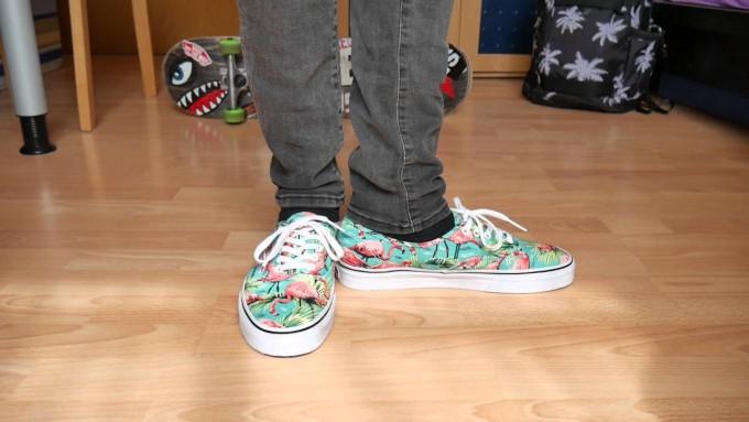 Flamingo Vans | Shoes Pacsun | Vans Slippers Mens