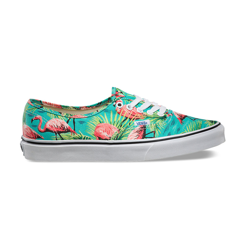 Flamingo Vans | Vans Floral Mens | Vans Dressed Up Lpe