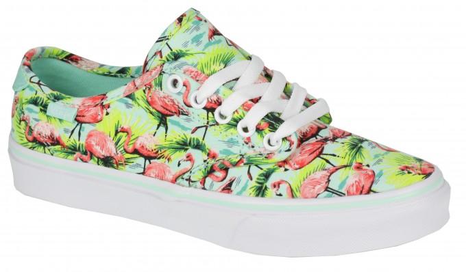 Flamingo Vans | Vans Old Skool Maroon | Vand Shoes