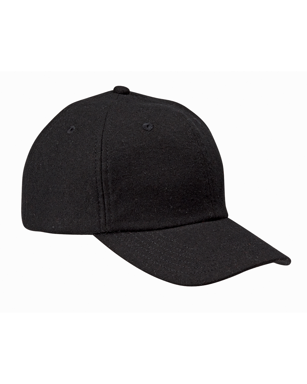 Flat Billed Hats for Guys | Wool Baseball Cap | Cooperstown Hats