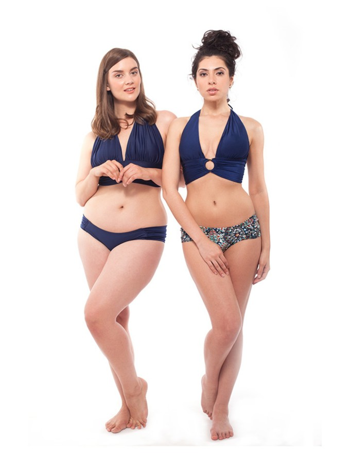 Flattering Swimwear | Swimsuits For Large Women | Bathing Suits For Body Types