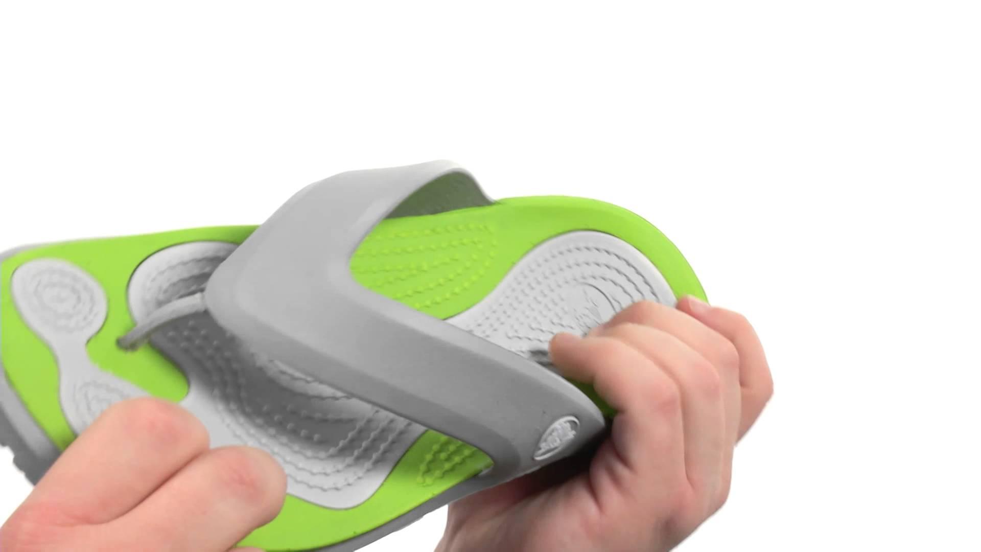 Flip Flop Crocs | Crocs Modi Flip Flop | Croc Thong Sandals