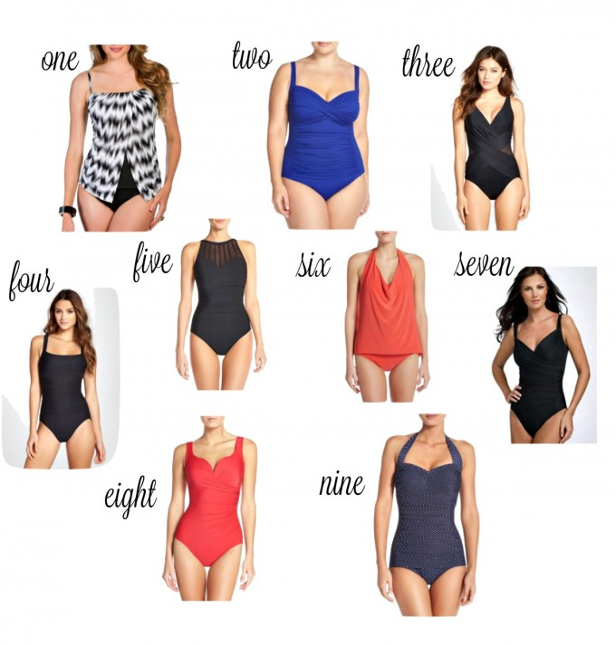 Full Figured Swimsuits | Bathing Suits For Body Types | Swimsuits For Fat Girls