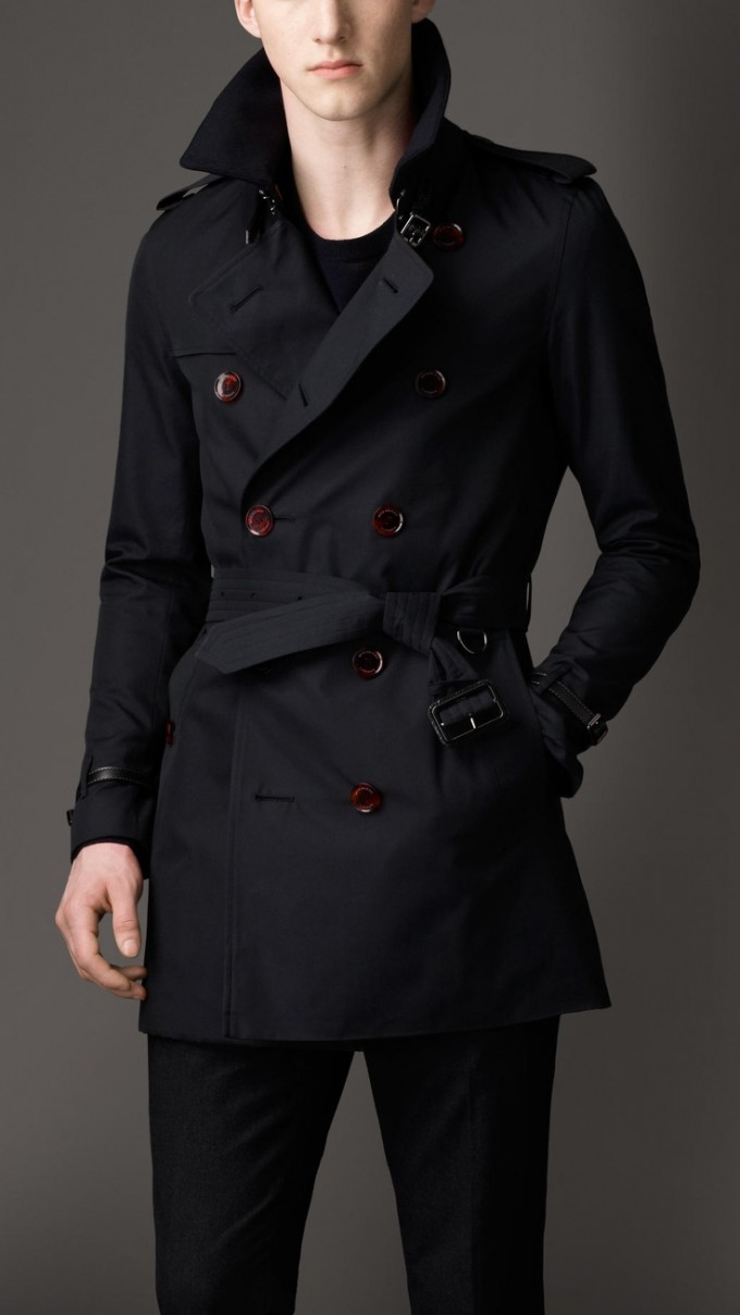 Full Length Mens Overcoat | Mens Overcoats | Mens Topcoats