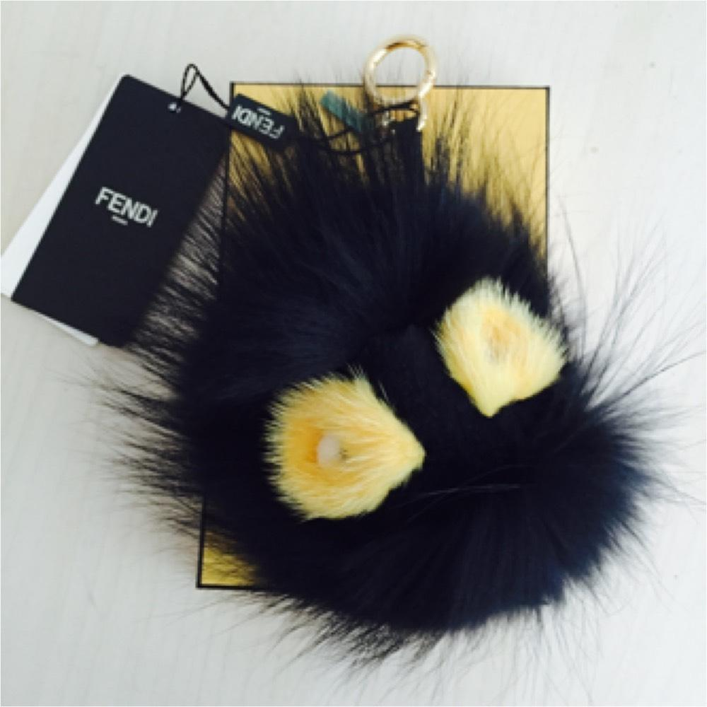 Fur Keychains | Fendi Karl | Fendi Fur Monster