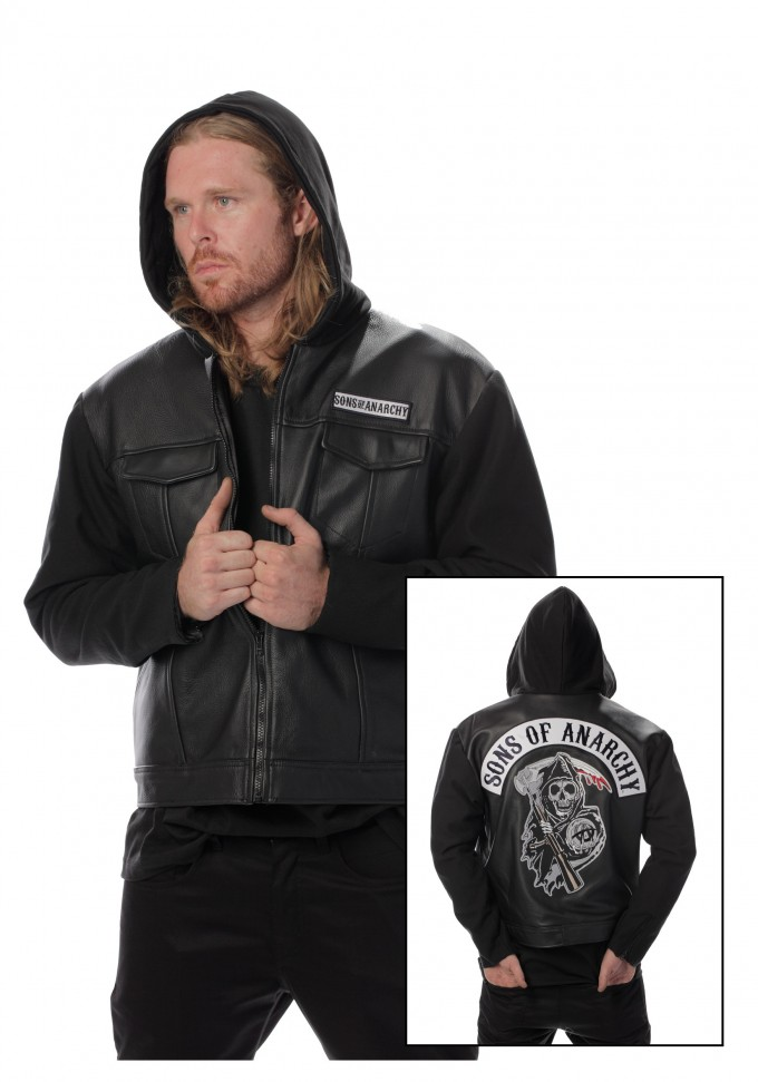 Gemma Teller Costume | Sons Of Anarchy Costume | Son Of Anarchy Vest