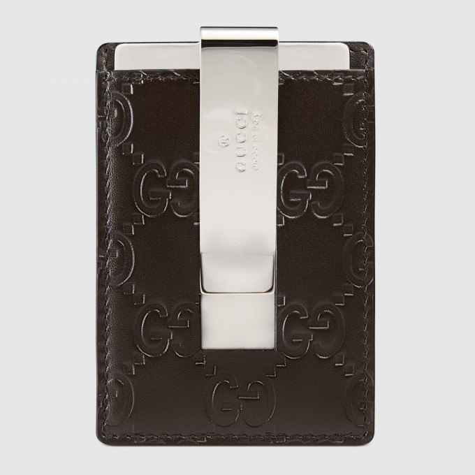 Gucci Mens Money Clip Wallet | Expensive Mens Wallets | Gucci Money Clip