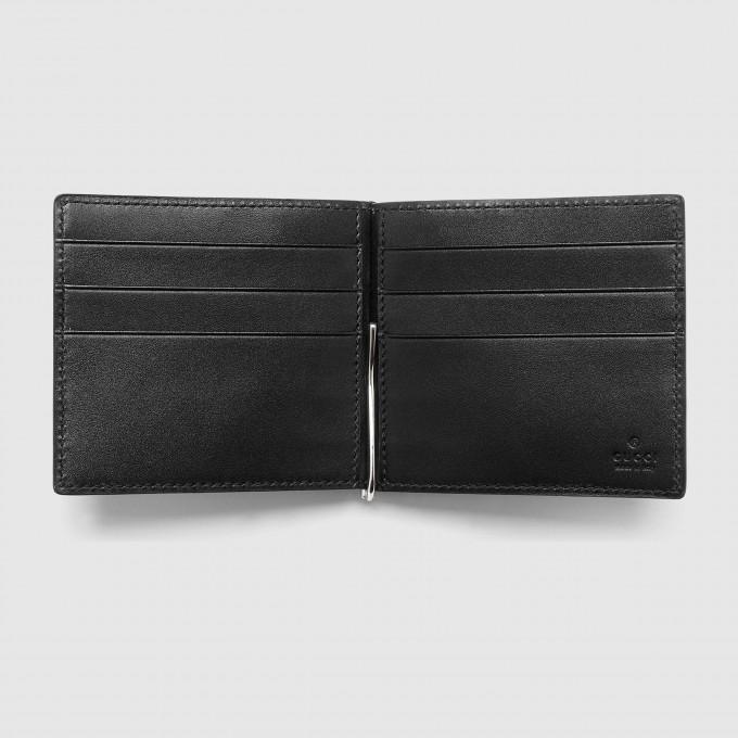 Gucci Mens Money Clip Wallet | Mens Money Clip Wallets | Gucci Money Clip