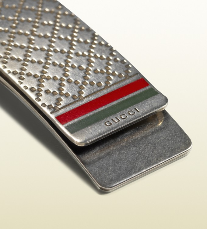 Gucci Money Clip Card Holder | Expensive Mens Wallets | Gucci Money Clip