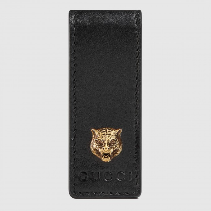 Gucci Money Clip | Mens Card Holder With Money Clip | Burberry Wallet For Mens