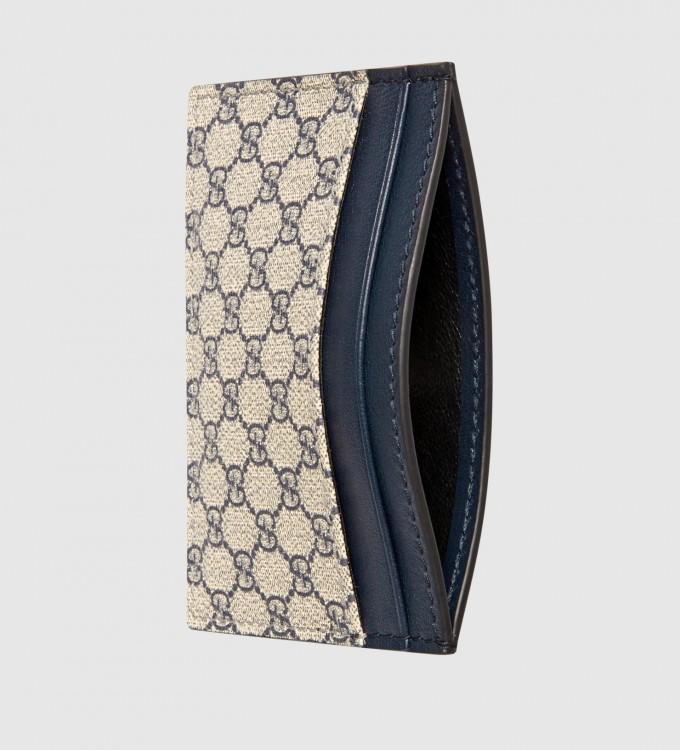 Gucci Money Clip | Mens Card Holder With Money Clip | Prada Camo Wallet