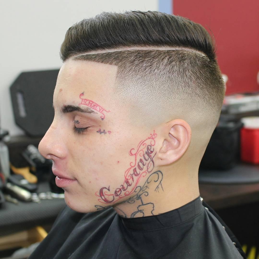 Haircut Comb | Scissor Over Comb Mens Haircut | Comb Over Haircut