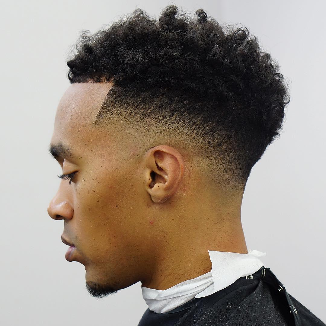 Haircut Fades for Men   Bald Fade   Sharp Fade Haircut
