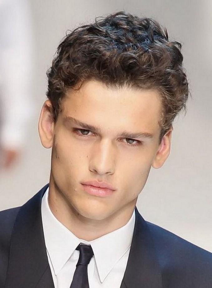 Haircuts For Boys With Curly Hair | Short Hair Styles For Curly Hair | Hairstyles For Men With Curly Hair