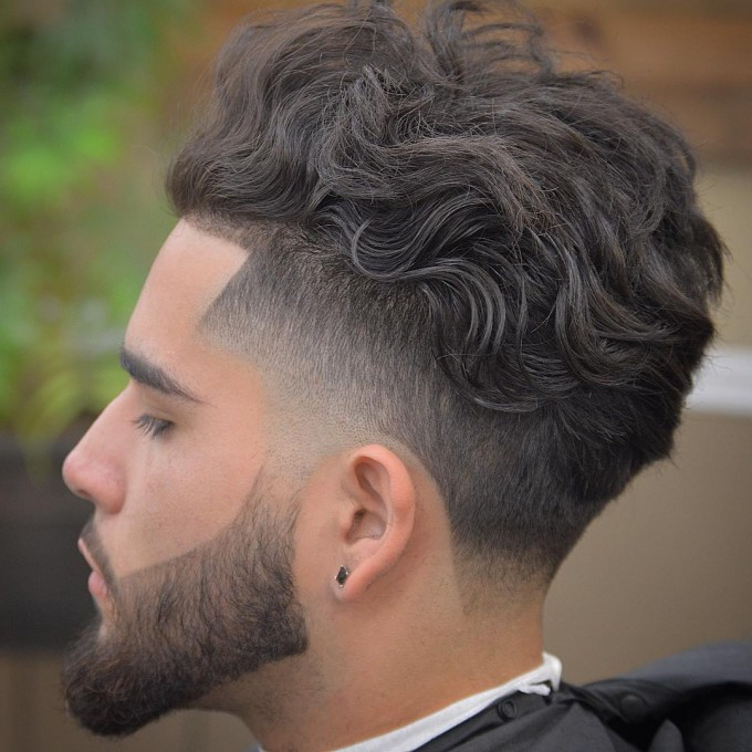 Haircuts For Guys With Thick Hair | Haircuts For Men With Curly Hair | Haircuts For Guys With Curly Hair