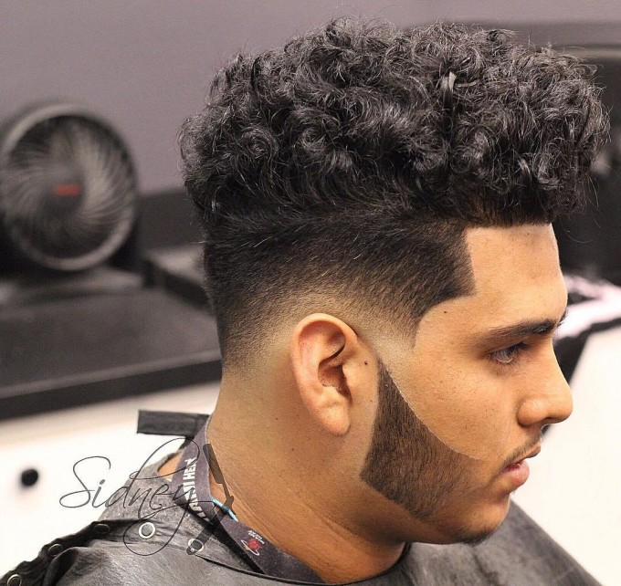 Haircuts For Men With Curly Hair | Curly Haircuts For Men | Young Mens Haircuts