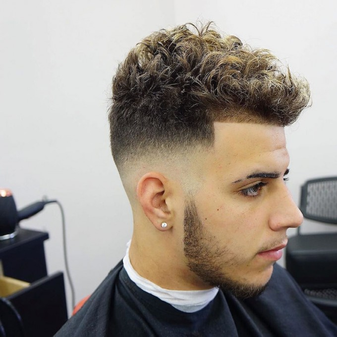 Haircuts For Men With Curly Hair | Medium Curly Hair | Short Curly Haircut