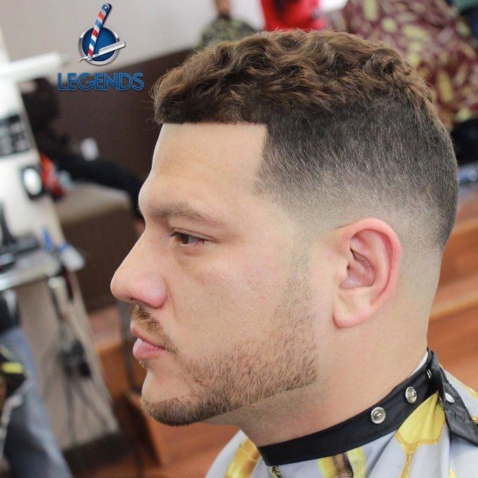 Haircuts For Men With Curly Hair | Undercut Mens Hair | Medium Length Haircuts For Curly Hair