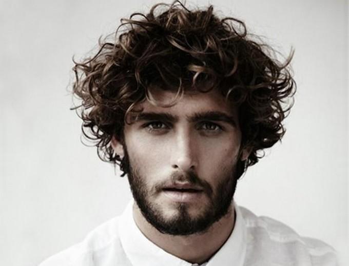 Haircuts For Men With Curly Hair | Wavy Haircuts | Thick Hair Haircuts