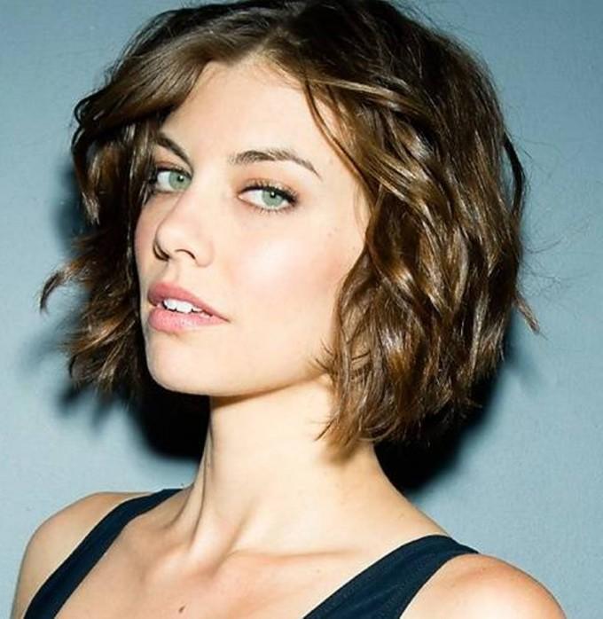 Hairdos For Short Wavy Hair | Short Wavy Hair | Short Hair Cuts For Curly Hair
